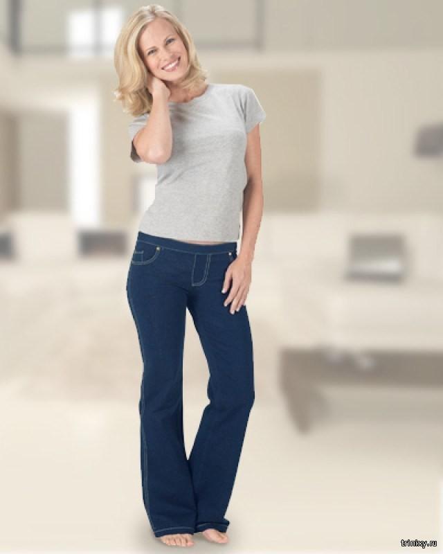 Самые необычные джинсы в мире