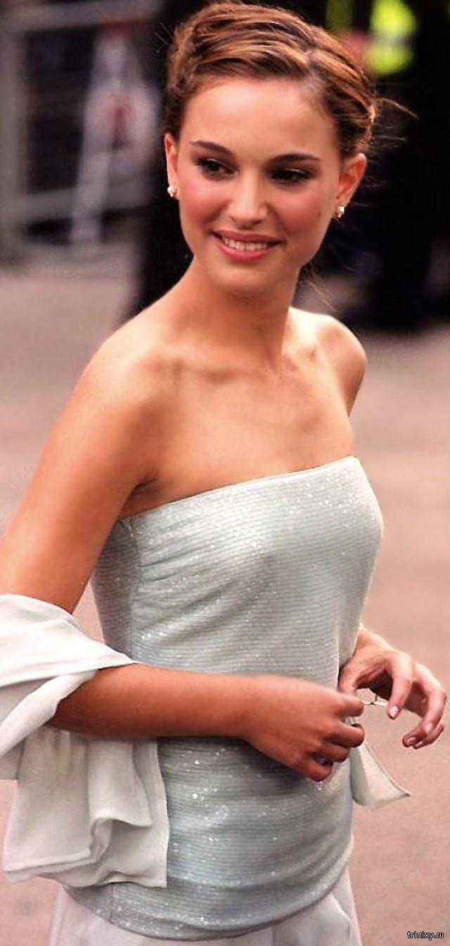 10 самых сексуальных звезд Голливуда с маленькой грудью