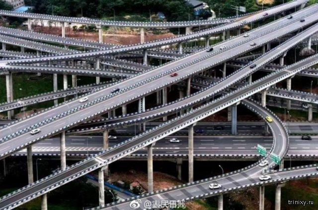 Типичная развязка в Китае