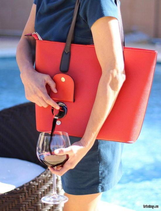 Женская сумочка с секретом