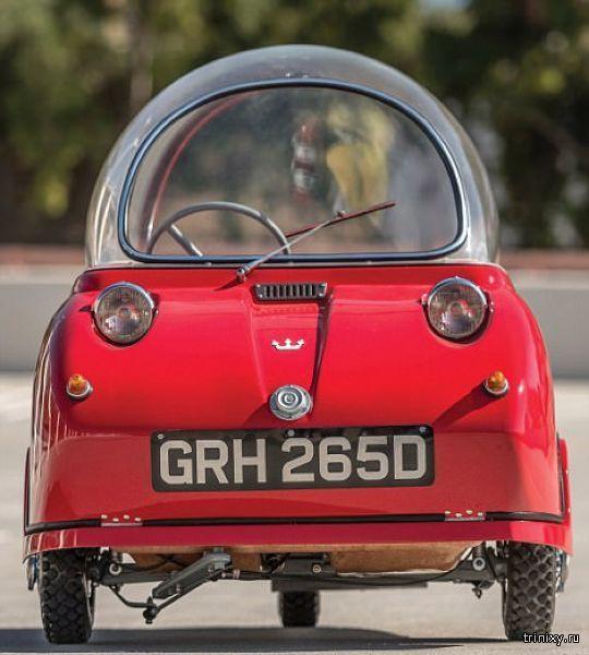 Автомобиль Peel Trident за 100 000 долларов