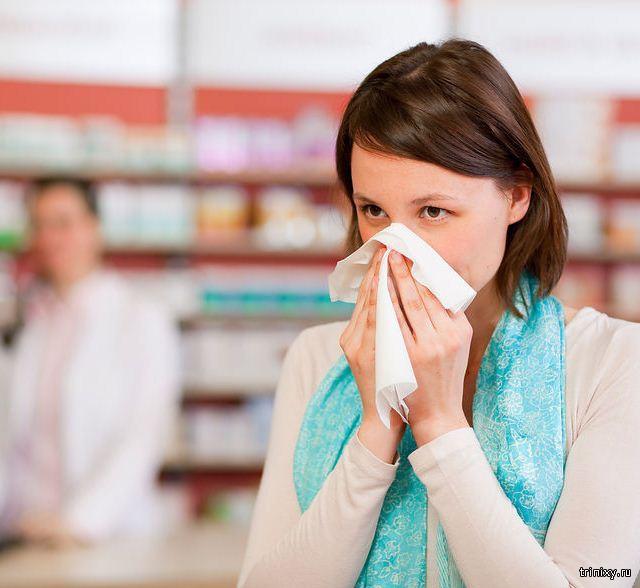 Самые необычные аллергии