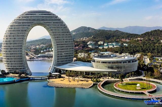 Необычные отели в разных странах мира