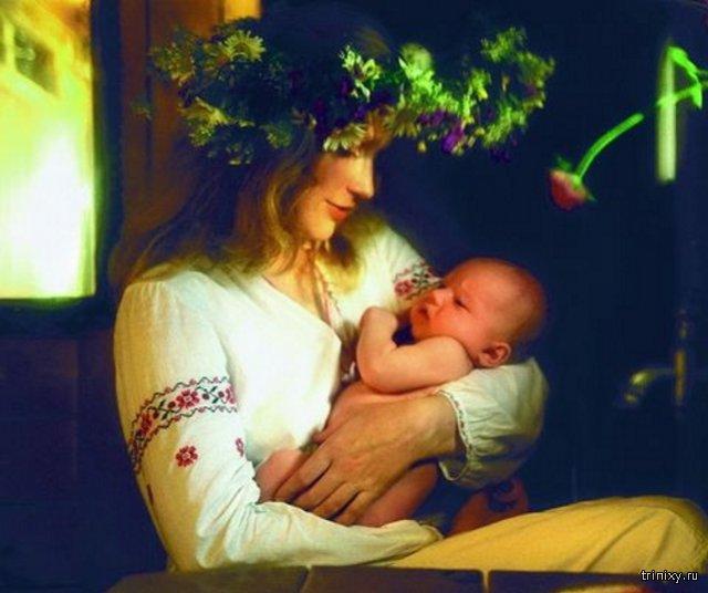 Необычные обряды и ритуалы