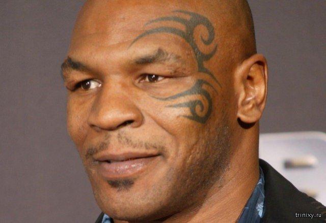 Самые неудачные татуировки звезд (9 фото)