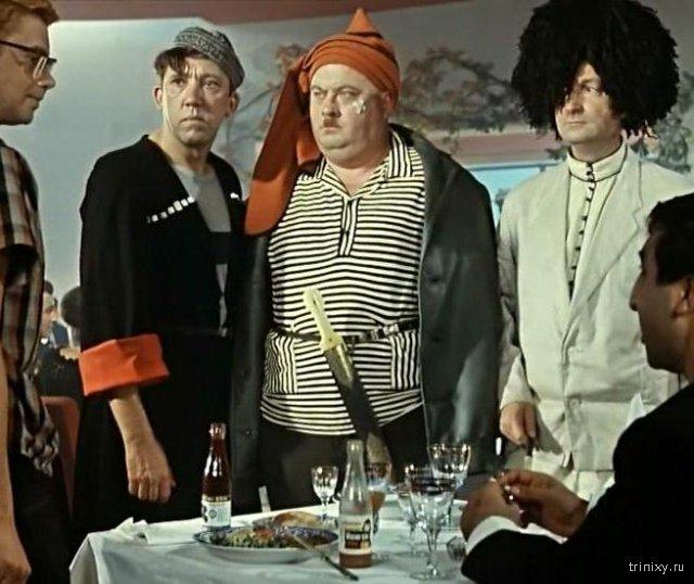 Интересные факты о фильме «Кавказская пленница, или Новые приключения Шурика»