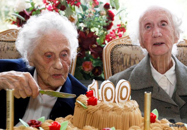 Гормон голода или ген долголетия