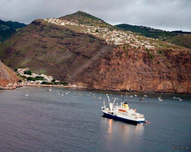 Что мы знаем об острове  Святой Елены?