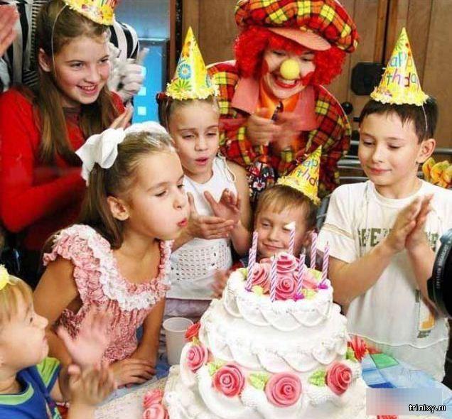 Как отмечают дни рождения в разных странах