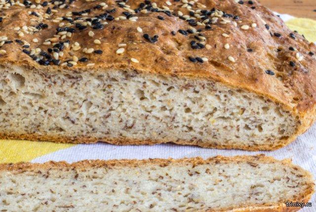 Какой хлеб мы едим?