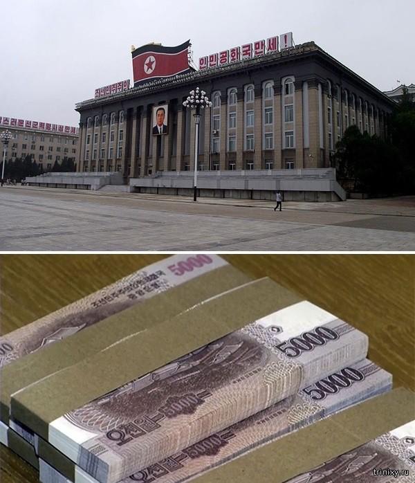 Эволюция незаконного бизнеса для дохода иностранной валюты у КНДР. Топ 7