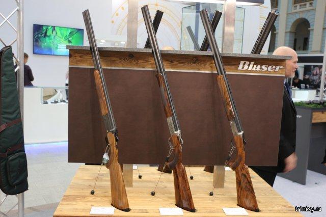 Несколько фотографий с Moscow ARMS & Hunting 2017