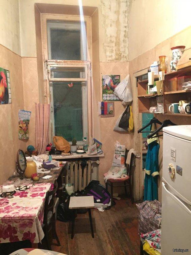История о том, как я квартиру искал