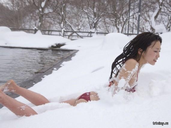 Смешные зимние фотоподборки
