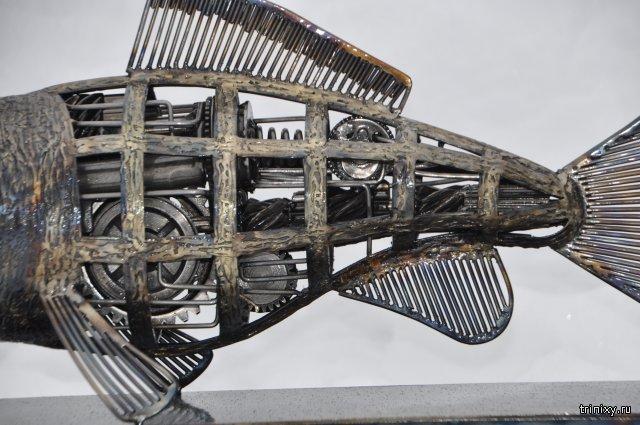 Рыба-механоид