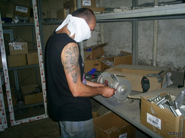 Изготовление сувенирного стеклопакета.
