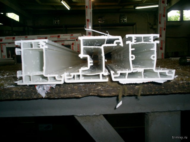Пластиковые окна: взгляд изнутри.