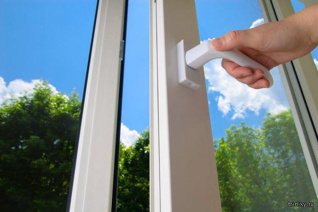 Пластиковые окна: взгляд изнутри. Сборка