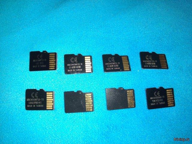 Поддельные карты памяти MicroSD с интернет магазинов Pandao, Joom и т.п. не сохраняют фото и видео.