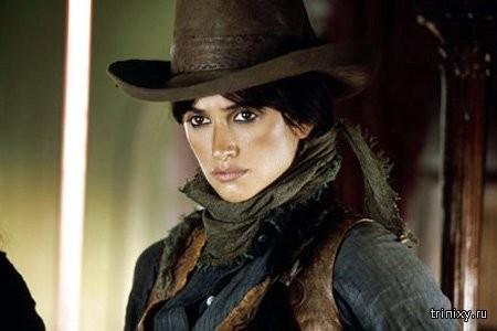 Просто красивые девушки в ковбойских шляпах