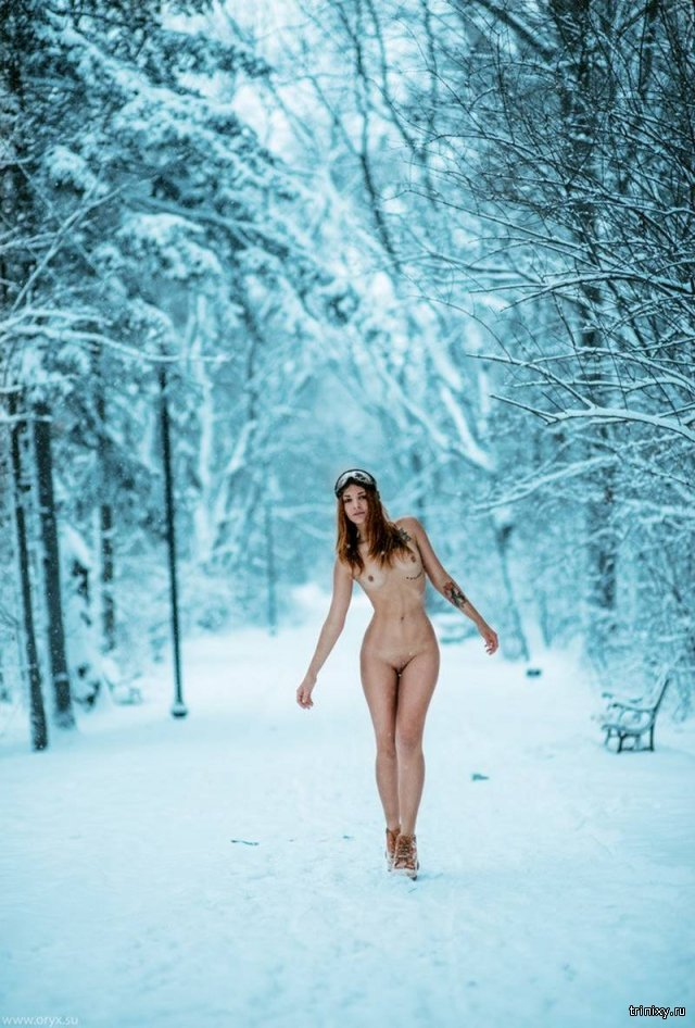 Самый пятничный пост (снежный)