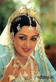 10 самых красивых актрис Болливуда.