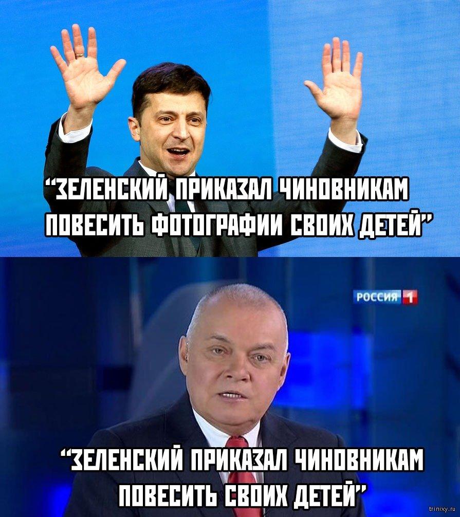 Коротко о новостях на телевидении в России