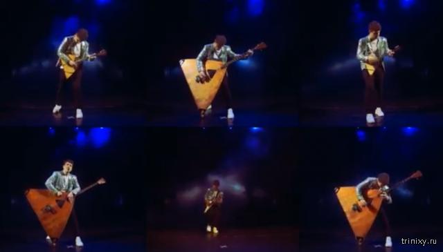 Музыканты Queen оценили исполнение своей песни балалаечником из Перми. (фото + 3 видео)