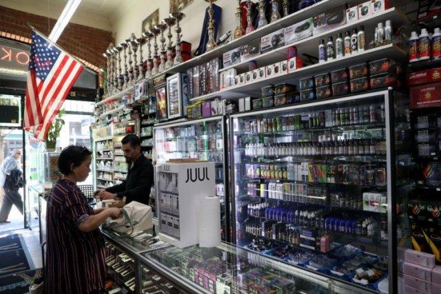 В Сан-Франциско запретят продажу электронных сигарет и товаров для вейпинга