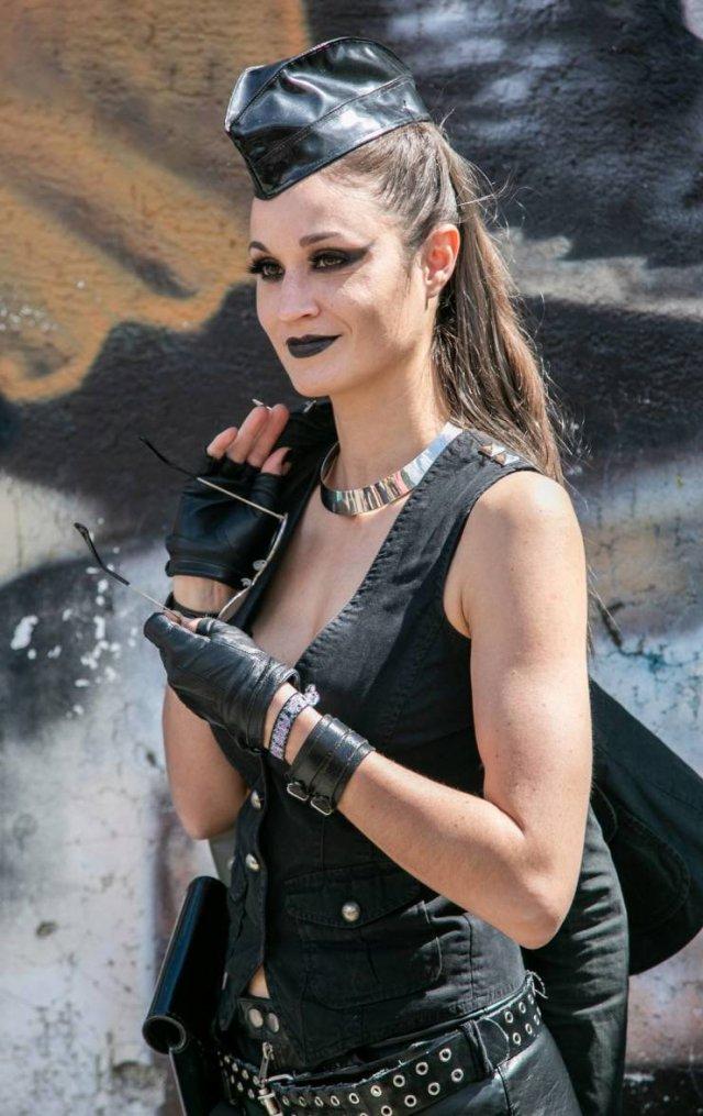 Wave-Gotik-Treffen - фестиваль, где можно встретить вампиров