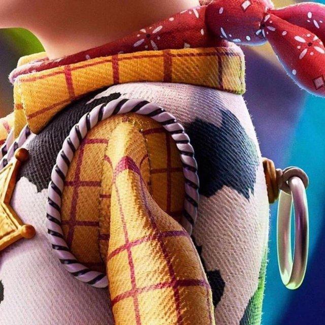 Невероятная детализация персонажей мультфильма «История игрушек 4»