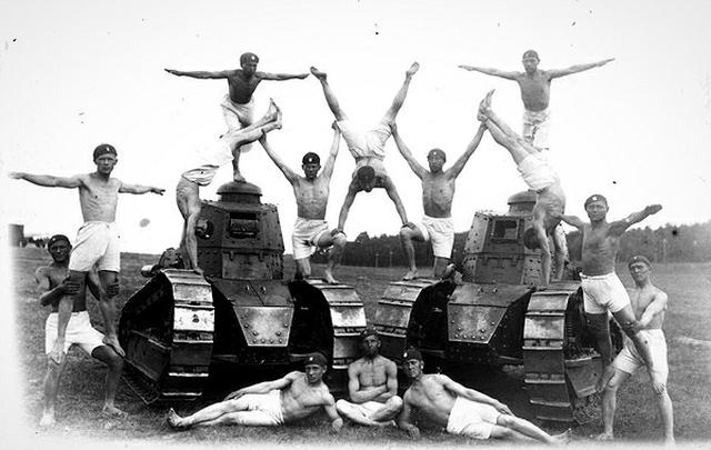 Фотографии из архивов