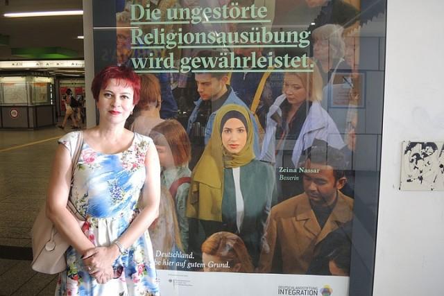 Мигранты - Европе: Ложись и не рыпайся!