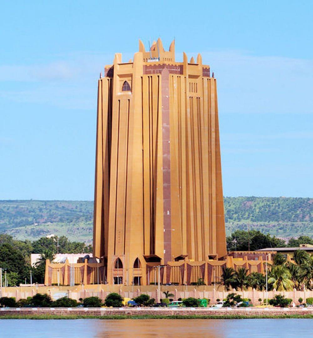 Уникальная африканская архитектура