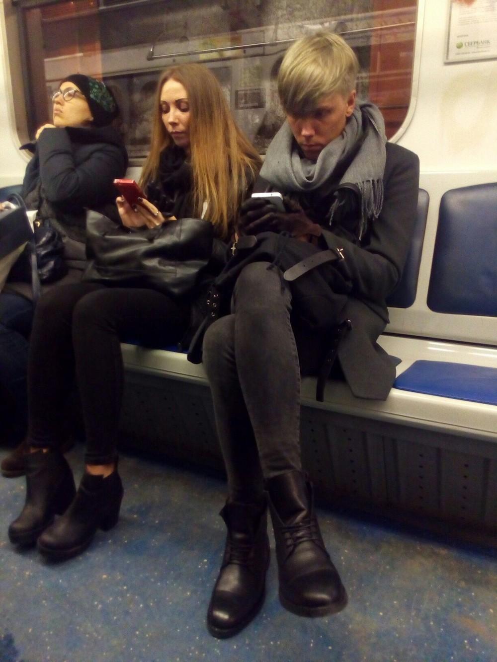 Мода российского метрополитена