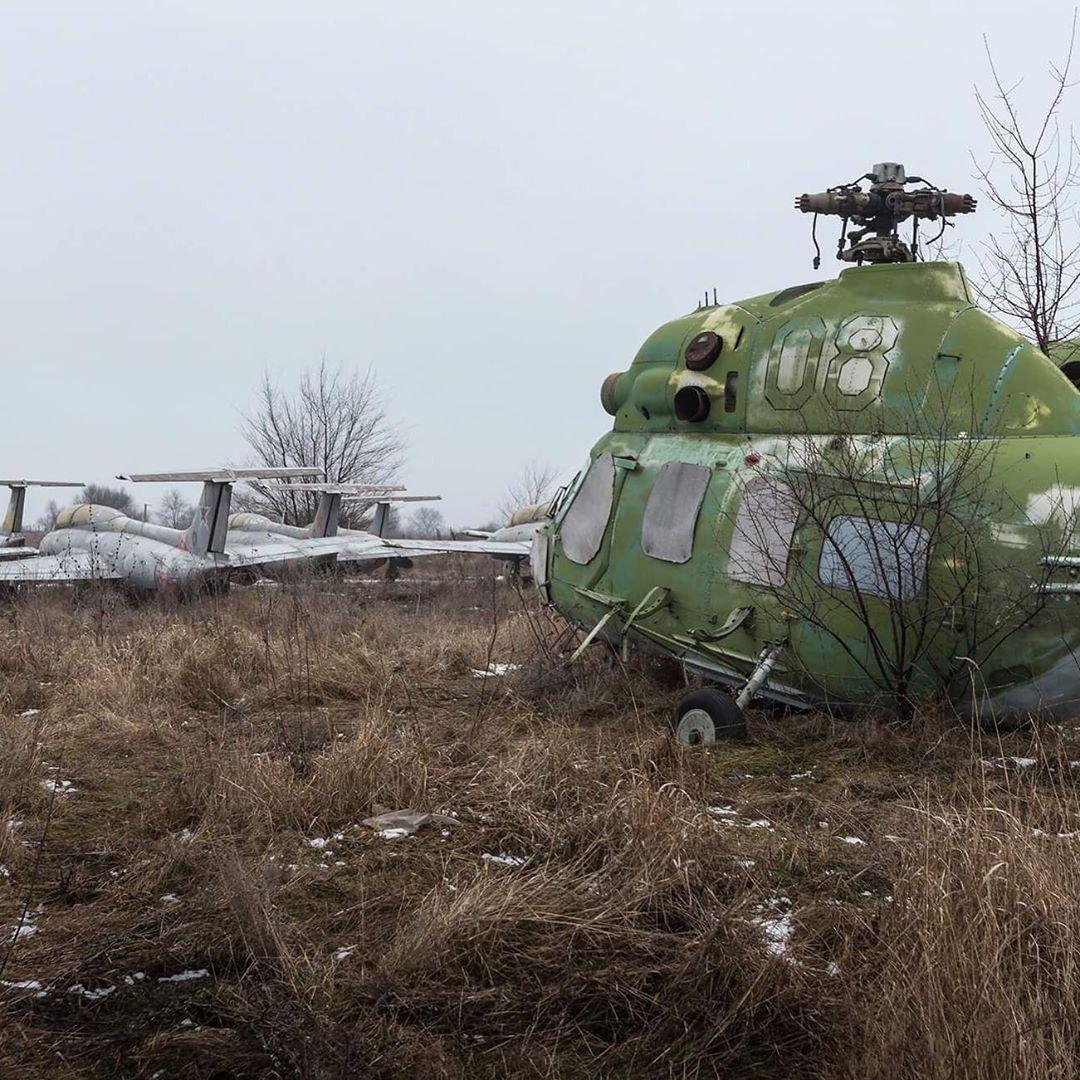 Фотограф Боб Тиссен и его атмосферные снимки заброшенных мест
