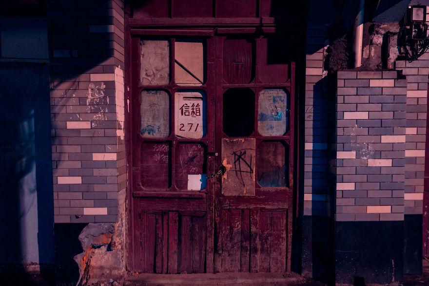 Киберпанковый Шанхай глазами фотографа Коди Эллингема