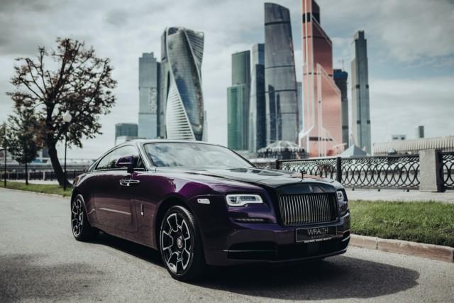 В Rolls-Royce представили машину «специально для москвичей»