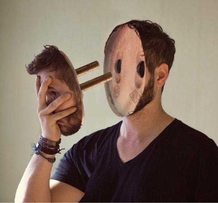 Шокирующие манипуляции Бена Робинса с фотографиями