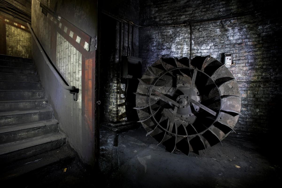 Фотоэкскурсия: заброшенная подземка Лондона