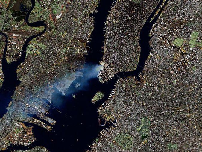 Ritka és tragikus: szeptember 11-i fényképek, amelyeket nem mindenki látott