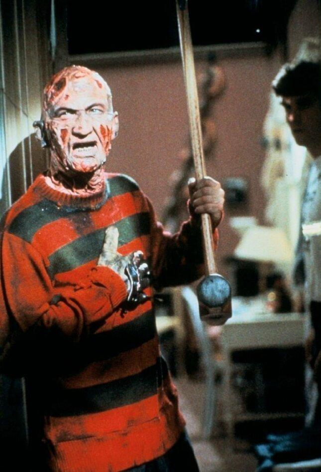 Редкие фотографии со съёмок популярных фильмов ужасов