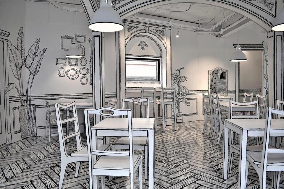 Бары и рестораны, которые могут удивить посетителей оригинальными фишками и интересным дизайном