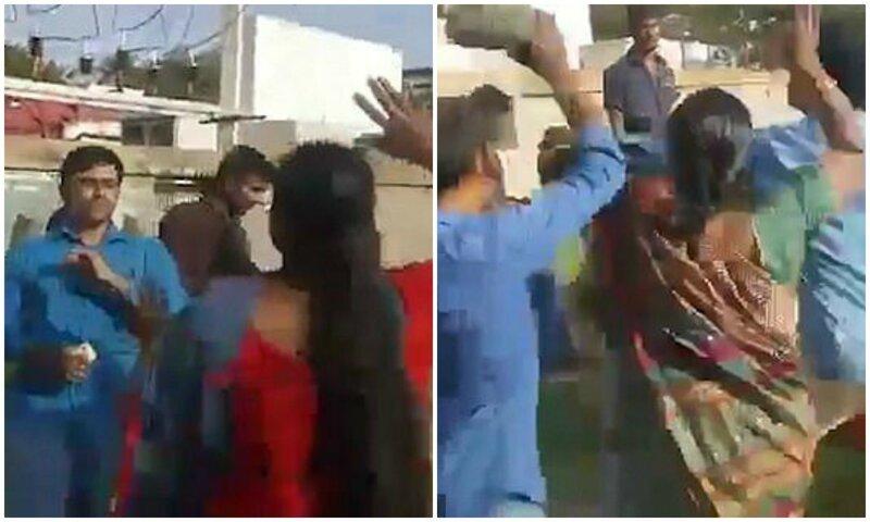 Две жены напали на мужа за то, что тот хотел завести ещё одну