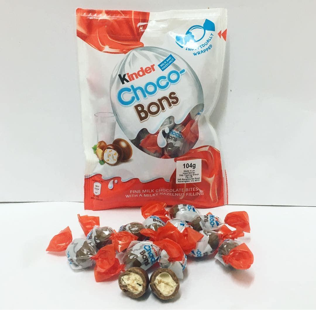 Разные сладости, о которых вообще мало кто знает