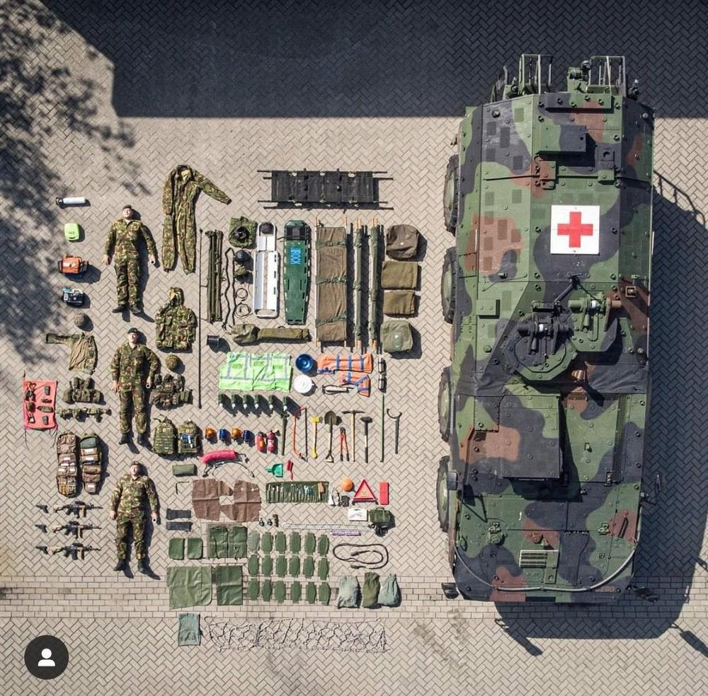 Tetris Challenge: новый флешмоб среди военных, полицейских и пожарных