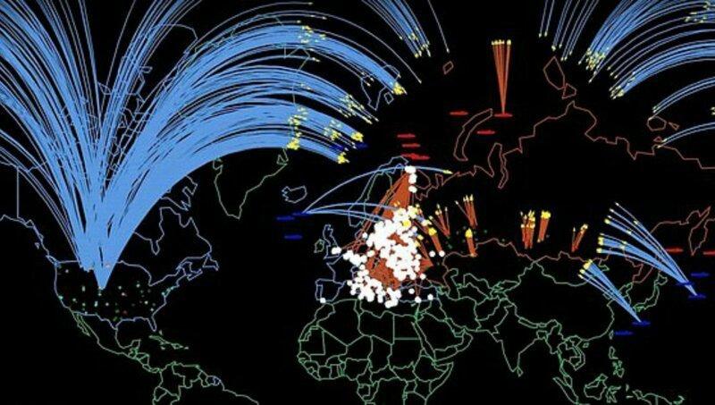 Ядерная война России и США: как это будет?