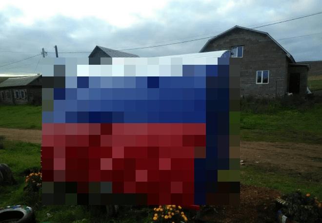 Торжественное открытие остановки за 100 тысяч рублей для шести школьников состоялось в Башкирии