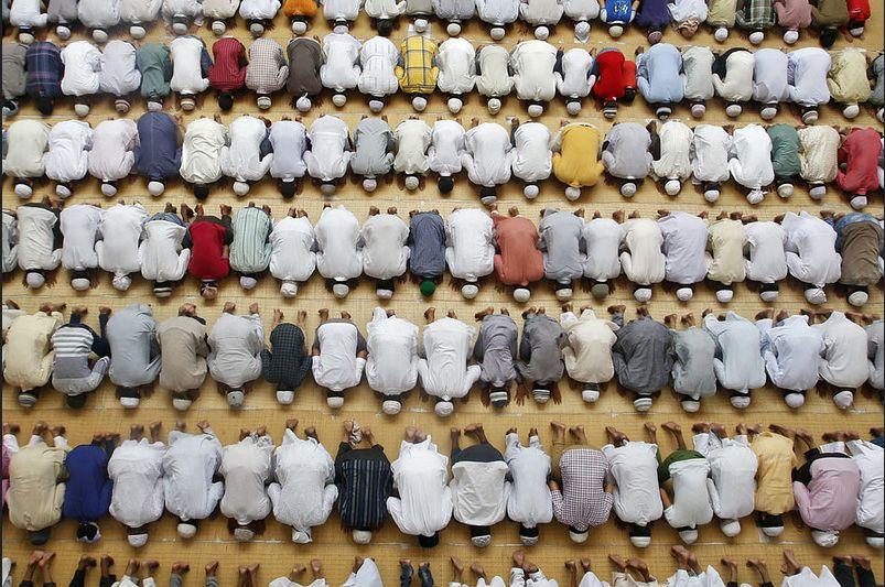 Стало известно количество мусульман в Москве