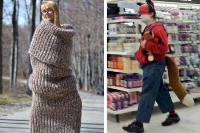 Люди, ставшие жертвами моды